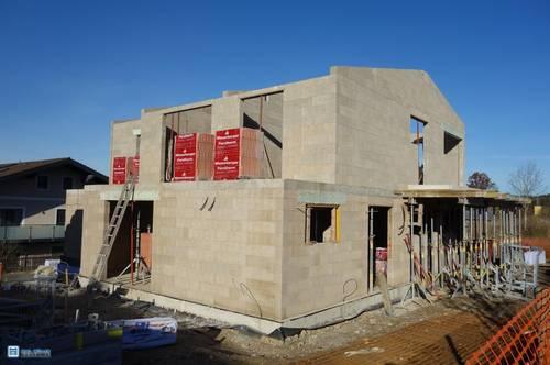 Das Sonnenwunder wird gebaut! Top 3-Zimmer-Dachterrassen-Wohnung & Privatgarten - Zweitwohnsitz möglich