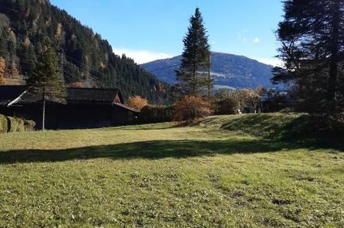 Baugrundstück Afritz nähe Villach - Ortsbereich - ohne Bebauungsverpflichtung