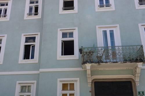 Helle 2-Zimmer-Wohnung in der Goethestraße!Provisionsfrei!