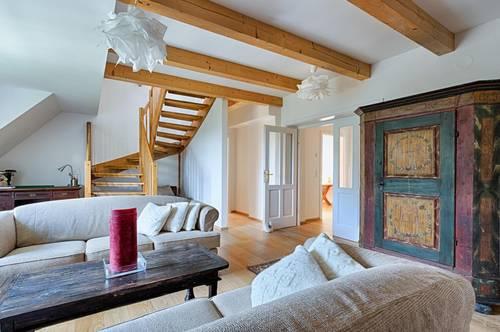 Semmering – Hochwertig saniertes, historisches Apartmenthaus