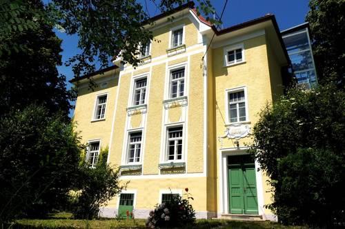 Graz -Mariagrün, nahe Geidorf: Rarität - Jugendstilvilla mit traumhaftem Grundstück in Bestlage |Graz -Mariagrün, near Geidorf: Rarity - Art Nouveau villa with dreamlike property in best location