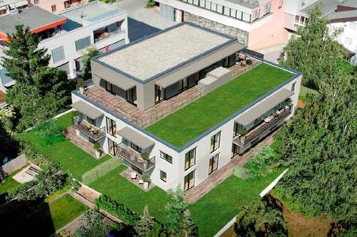 Terrassenwohnung TOP 6
