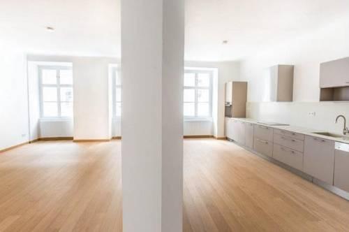 Drei-Zimmer-Wohnung in Biedermeierhaus - Miete 1010 Wien