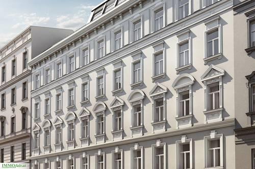 FAMILIENTRAUM im ALTBAU-JUWEL 4 Zimmer Stilaltbauwohnung mit 11 m² Balkon ( Top 29-30 ca. 102m² € 820.000,-)