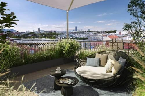 Central Mark - Smart Luxury für Individualisten, Altbau-Liebende und urbane Nomaden