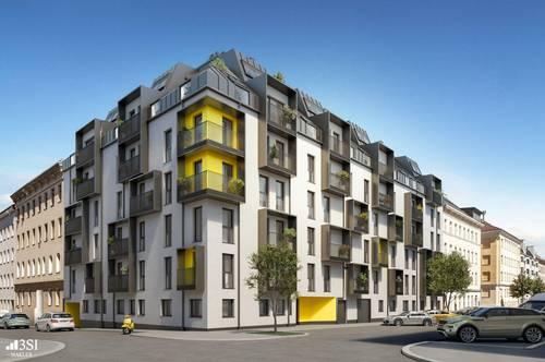 Lemonie: Helle 3-Zimmer Wohnung in hochwertigem Neubau