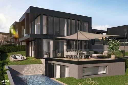 THE UNIQUE: Einzigartig Wohnen - Villa in Traumlage mit Outdoor-Pool & Sauna