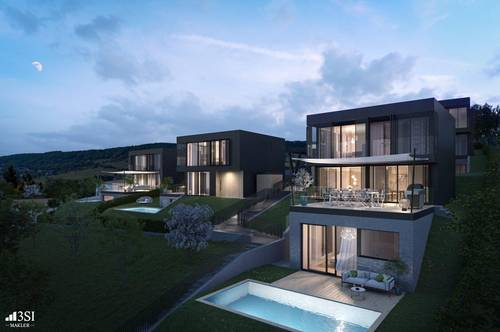THE UNIQUE: Edle Villa in Bestlage mit Outdoor-Pool & Sauna