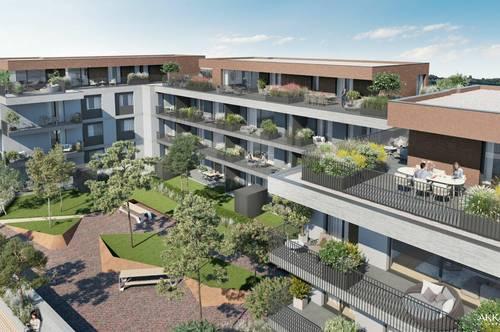 BEL AIR Premium Garden Suites – hochwertig ausgestattete 2-Zimmer Wohnung inklusive Loggia