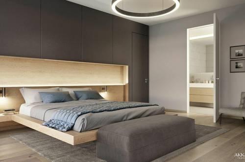 Helle 2-Zimmer Wohnung mit großer Loggia (4.850€/m²)