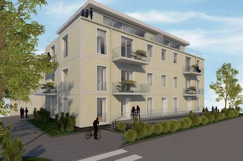 Neubauwohnung in Tattendorf I Balkon I 2 Zimmer