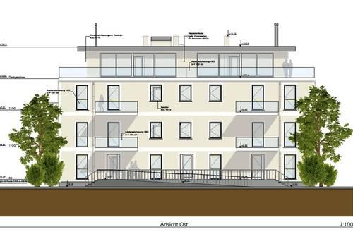Erstbezug I Helle Neubauwohnung mit Balkon