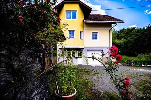 Einfamilienhaus im Grünen mit 2,3ha Nutzfläche