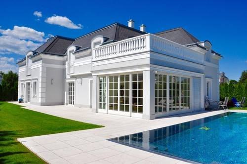 Familienvilla mit eigenem Pool - Resort FONTANA