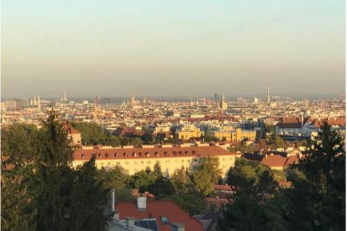 ein Leben im grünen Wien mit Garten