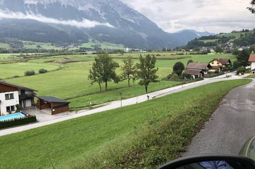 Baugrundstück Nähe Schladming