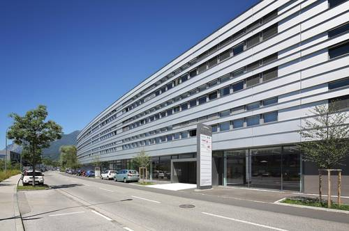 EASTLINE Innsbruck - Bürostandort im technologischen Umfeld