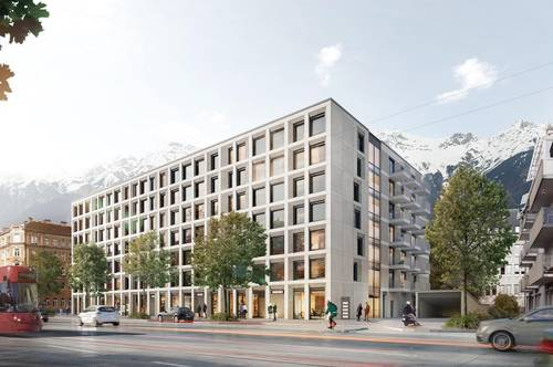 Ihre neue hochwertige und attraktive Gewerbefläche in bester Lage in Innsbruck