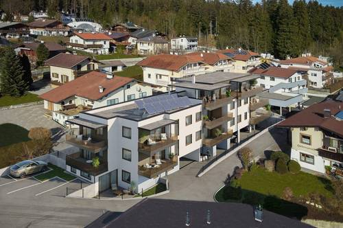 Wiesing - Sonnenresidenz - Top W 07 - 2-Zi-Terrassenwohnung