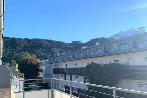 Sonnige Dachterrassen-Wohnung