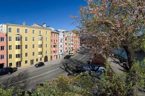 Studenten-Hit: Zweitbezug nach Generalsanierung: Dreizimmerwohnung in Toplage Innsbruck-Mariahilfstraße 34: Top 7