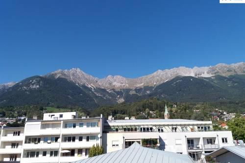 Erstbezug: Sensationelle Dreizimmer-Balkon-Wohnung in Toplage Innsbruck-Mariahilfstraße 34: Top 17