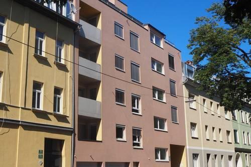 Zentrumsnahe 2-Zimmer-Wohnung mit Balkon - Graz Jakomini, nahe der Stadthalle - Obere Bahnstraße 53