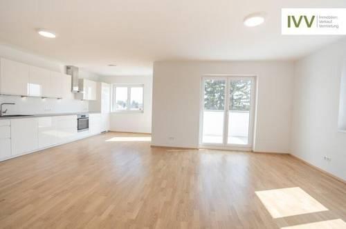 FAMILIEN AUFGEPASST! Traumhafte Ruhelage und sehr hochwertig ausgestattete Wohnung mit Balkon!