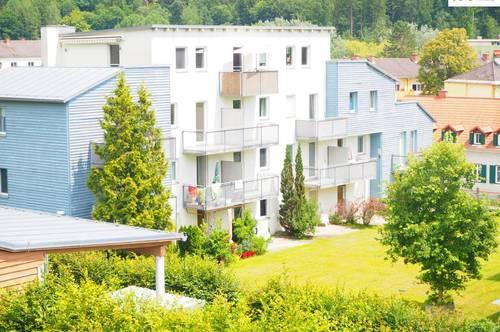 Ab sofort: KONTAKTLOSE oder ONLINE-LIVE BESICHTIGUNG MÖGLICH! / SINGLE WOHNUNG in schöner Lage mit Balkon - Mariatrosterstraße 101a - Top 8