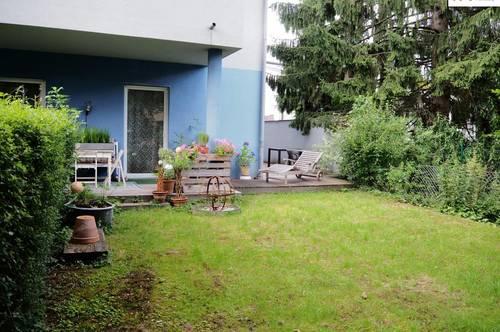 Urlaub im eigenen Garten...ideale 2- Zimmer Wohnung in der Sophiengutstraße 31 zu vermieten, Top 1