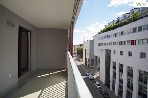 Hochwertige 3-Zimmer-Loggiawohnung in modernem Neubau zum Erstbezug