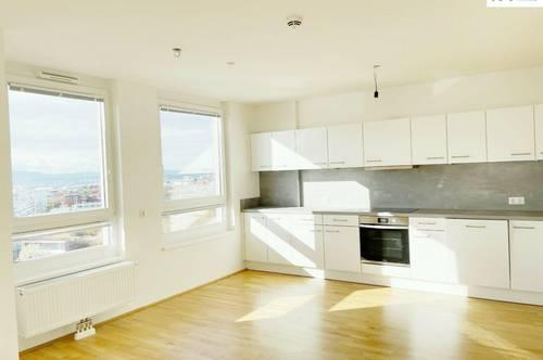 Provisionsfreier Erstbezug mit neuer Küche und Balkon!