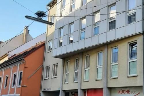 KONTAKTLOSE BESICHTIGUNG MÖGLICH! Zentrale Single-Wohnung mit Balkon nahe der TU und der Innenstadt