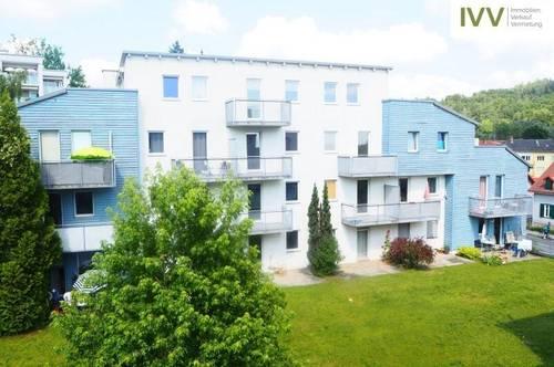 Single-Wohnung nahe LKH/Hilmteich/Uni mit Balkon