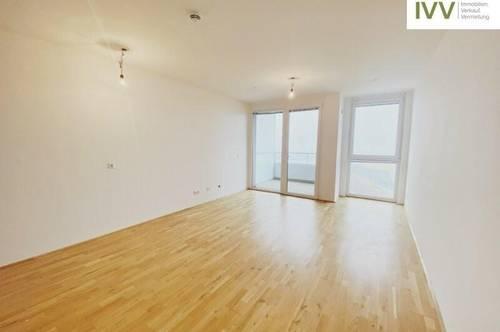 Provisionsfrei inklusive neuer Küche, Balkon, Fußbodenheizung und Ausblick! TOPWOHNUNG!