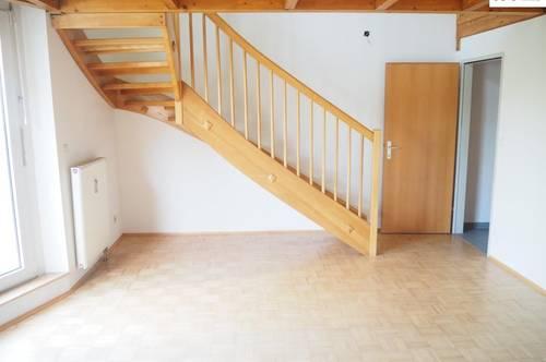 JETZT BESICHTIGEN: SICHER UND KONTAKTLOS!/Wohntraum an der Mur: helle Galeriewohnung mit 2,5 Zimmern