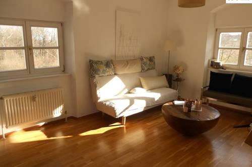 ** AB FEBRUAR ** Elegante 3-Zimmer Wohnung im Schloss Traunegg