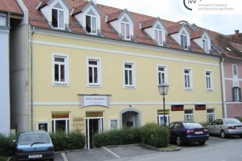JETZT BESICHTIGEN: SICHER UND KONTAKTLOS! Wohnen im Zentrum von Fürstenfeld: großzügige 2-Zimmer-Wohnung in der Bismarckstraße 1 - Top 6