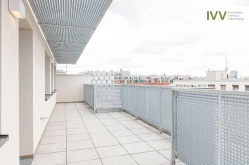 Großzügige Dachterrassenwohnung in Toplage Innsbruck-Mariahilfstraße 34: Top 19