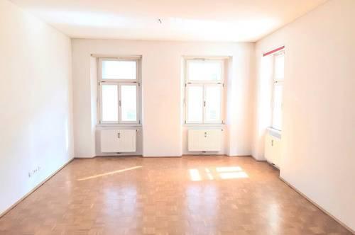 Großzügige 2-Zimmer-Wohnung mit Balkon nahe dem Kunsthaus - Südtirolerplatz