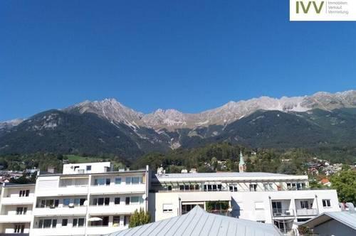 Zweitbezug n. Generalsanierung: Top- Dreizimmer-Balkon-Wohnung Innsbruck-Mariahilfstraße 34: Top 17