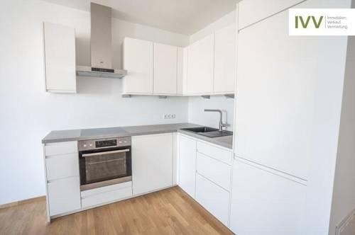 Höchste Lebensqualität! 2 Zimmerwohnung mit neuer Küche! Erstbezug!