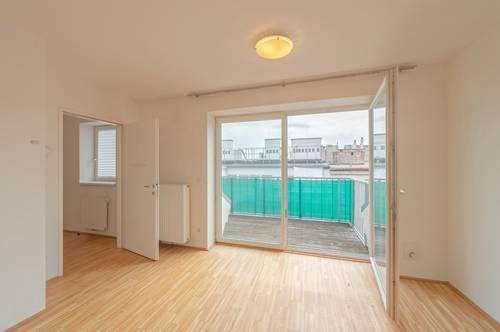 ++NEU++ 3-Zimmer DG-Maisonette mit Terrasse/Balkon in Toplage! Burggasse-Stadthalle, großzügige Wohnküche!