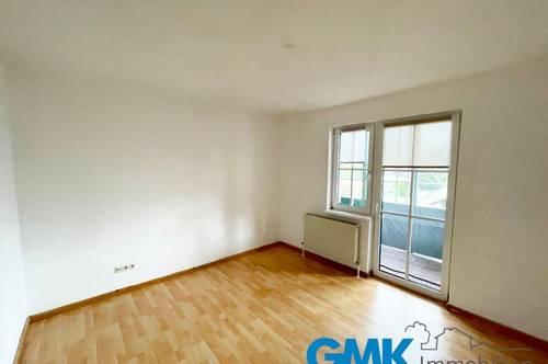 Kompakte 1-Zimmer Wohnung mit Balkon