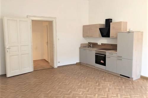 Linz/ZENTRUM: Zentral gelegene 3 Zimmerwohnung mit ca. 68m² in der Kapuzinerstraße (2er-WG geeignet)