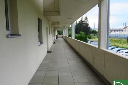 2-Zimmer mit großer Wohnküche und Westbalkon! - Graz-Puntigam - Außenparkplatz für nur € 30 zusätzlich anmietbar! - Neubau mit perfekter Raumaufteilung.