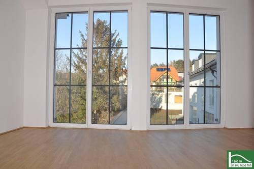 Luxus Neubau nähe Korneuburg mit Garten + Terrasse! Garage!