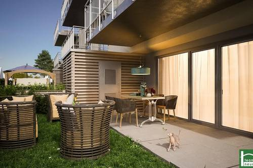 !!Provisionsfrei! Reihenhaus in der Nähe der Donau! Fußbodenheizung! Garten/Terrasse/Stellplatz