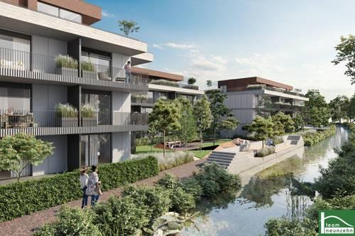 ALLES WAS DAS HERZ BEGEHRT!! BEL Air Garden Suites! Verwirklichen Sie Ihren Wohntraum! 4 Zimmer + zwei Balkone!!