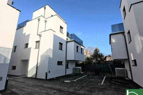 Absoluter Familientraum ~ 8 Exklusive Doppelhäuser – Badeteich Hirschstetten